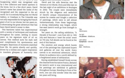 Cotswold & Vale Magazine – 01 /07/2012