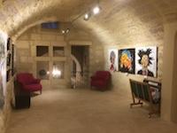 1ère salle bis atelier galerie Uzès