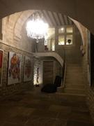 salle intermédiaire atelier galerie Uzès