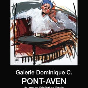 Affiche Pont-Aven 2017