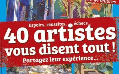 PRATIQUE DES ART SPECIAL VIE D'ARTISTE