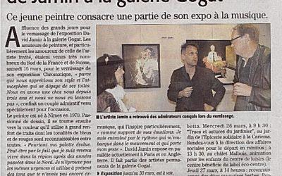 Midi Libre – 22 Mars 2014